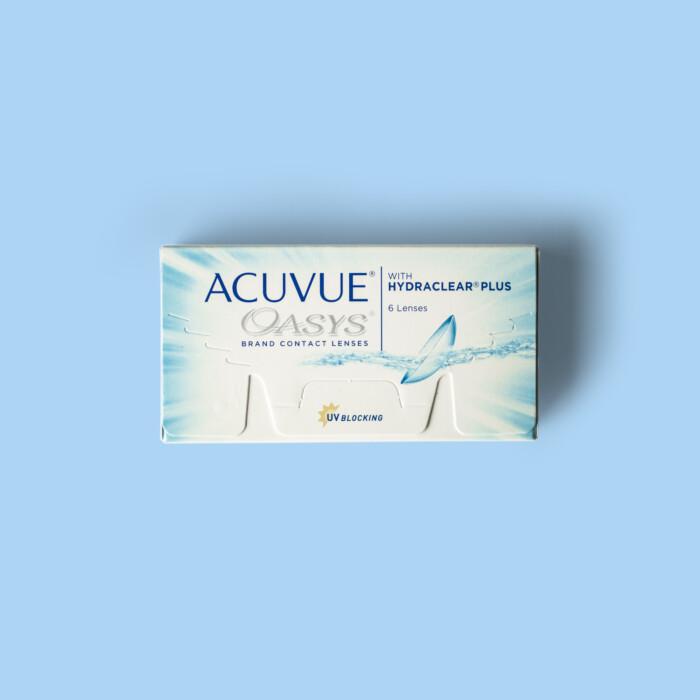 Acuvue Oasys contactlenzen