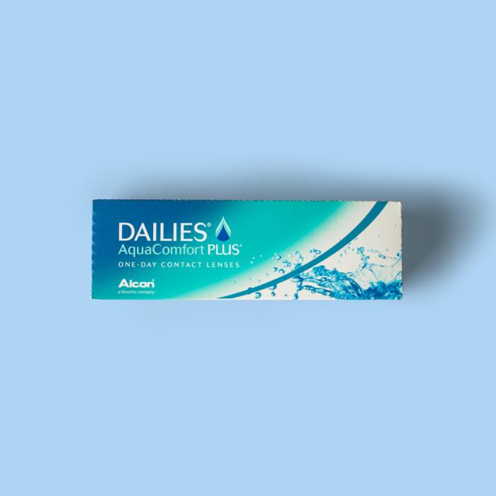 Dailies Aquacomfort Plus contactlenzen