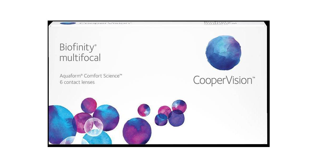Biofinity Multifocal 123lens Nl