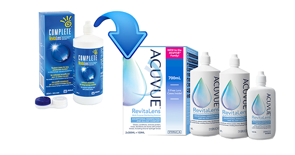 Acuvue RevitaLens MPDS