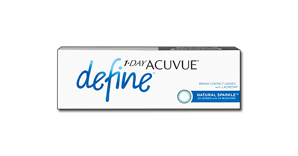 1-DAY ACUVUE® DEFINE™