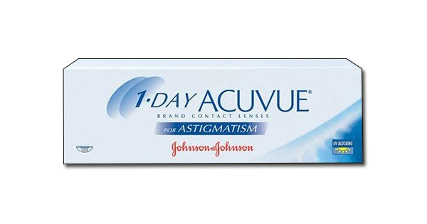 1-DAY ACUVUE® for ASTIGMATISM